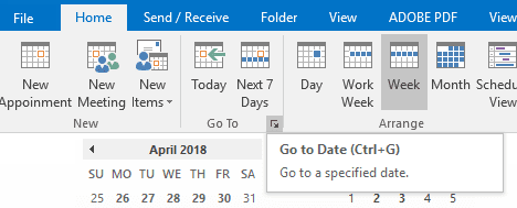 web page snippet training in Outlook